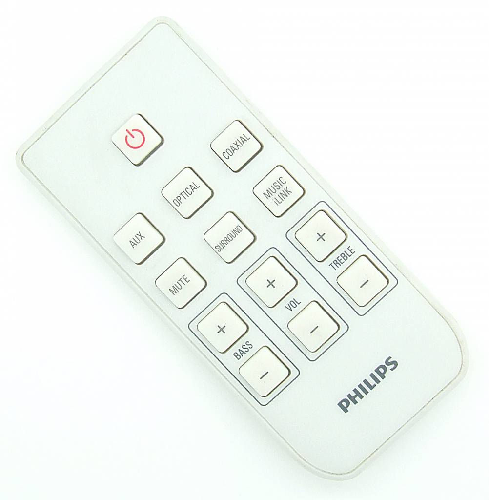 Original Philips remote control for Soundbar HTS3111