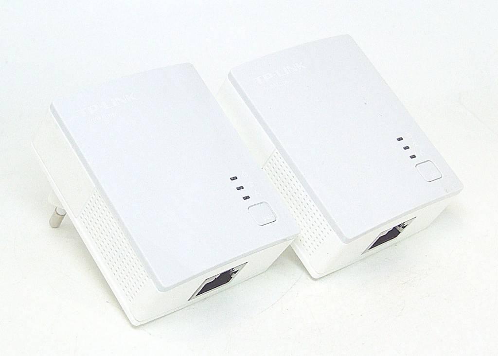 TP-LINK TL-PA4010KIT / 2 x TL-PA4010 500Mbps Nano