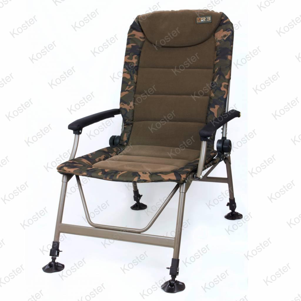 FOX R3 Camo Recliner Chair  wwwhenkkosternl