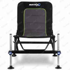 Korda Fishing Chair Grey Weave Garden Chairs 2 Matrix Ethos Pro Accessory Henkkoster Nl
