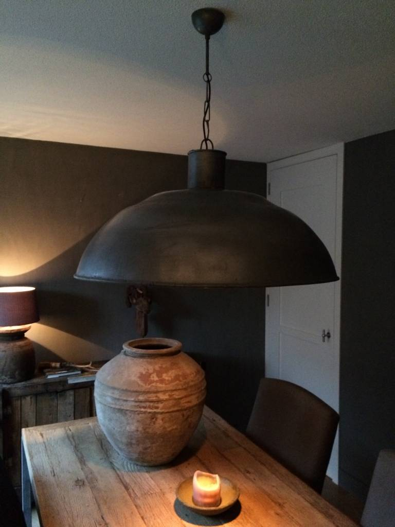 Hanglamp  Stoer en Robuust Wonen