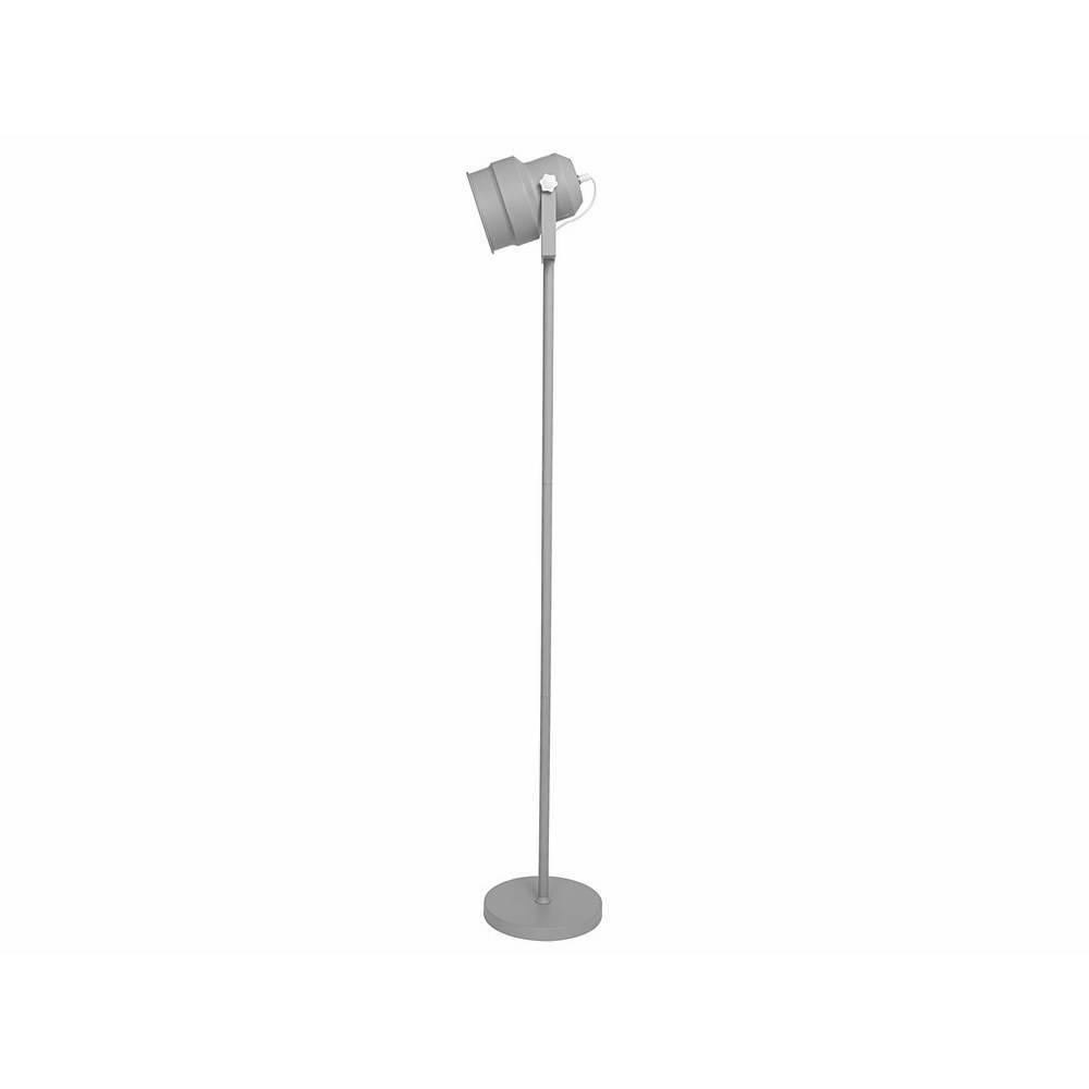 Studio spot vloerlamp Leitmotiv  floor lamp studio grijs