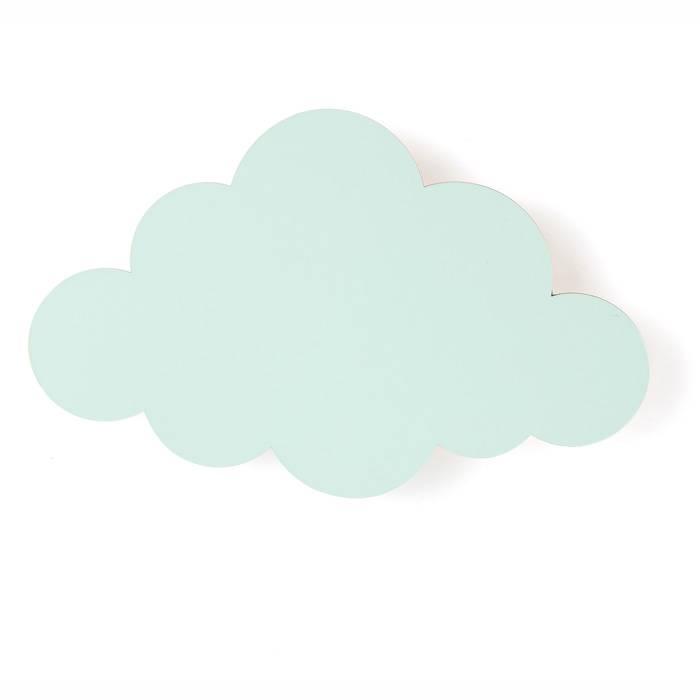 Ferm Living wandlamp wolk mint  Kidzsupplies