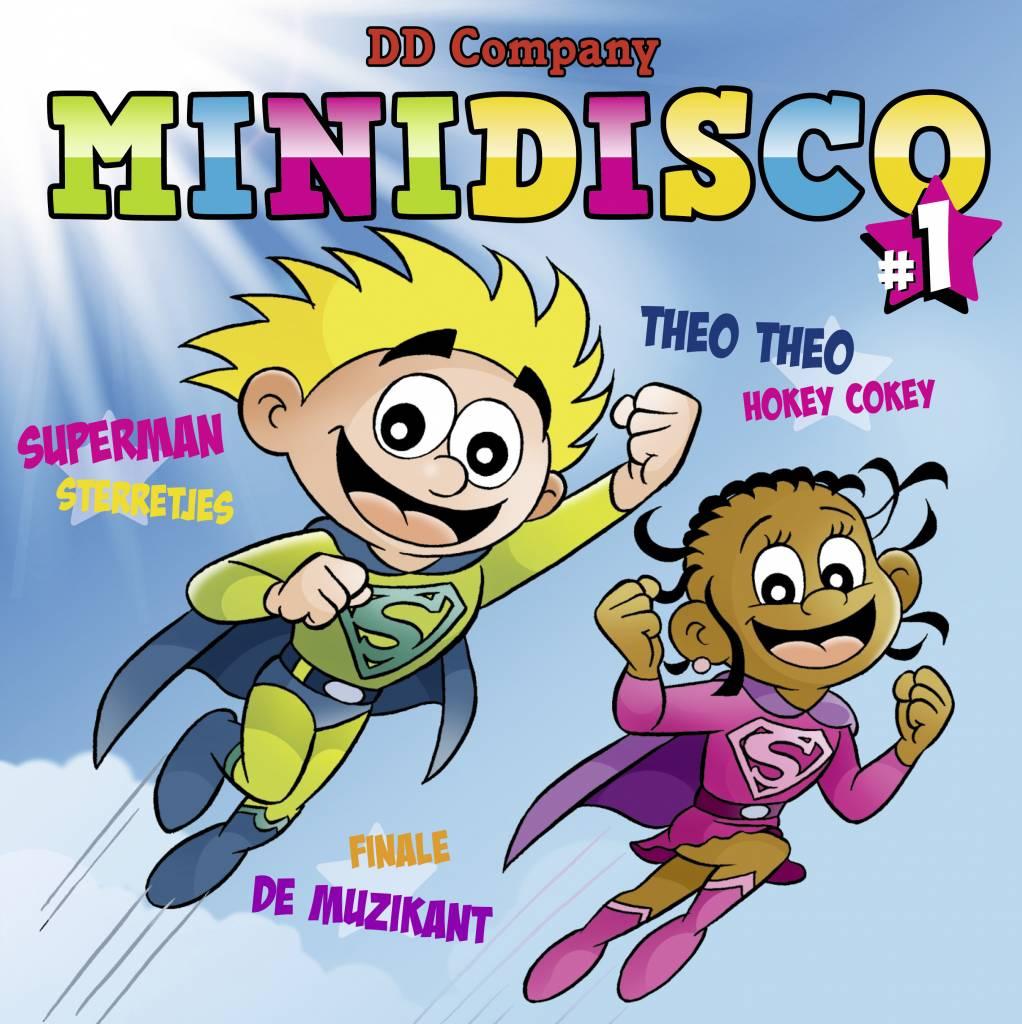 hight resolution of minidisco dutch songs cd 1