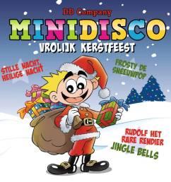 minidisco vrolijk kerstfeest dutch cd [ 1001 x 1011 Pixel ]
