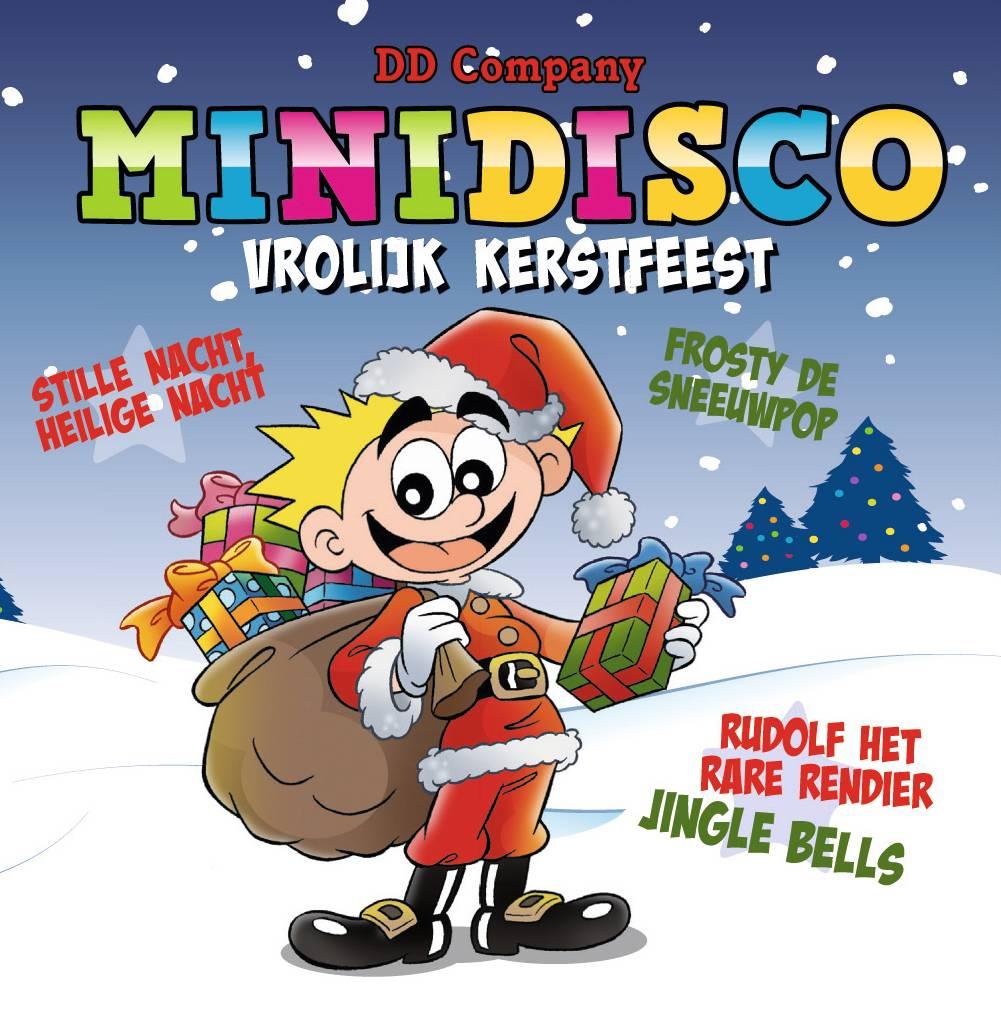 hight resolution of minidisco vrolijk kerstfeest dutch cd