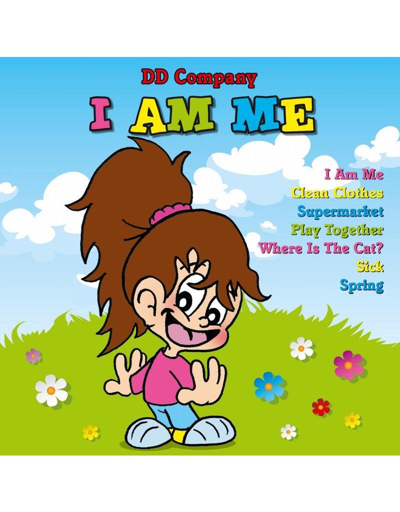 hight resolution of i am me english cd