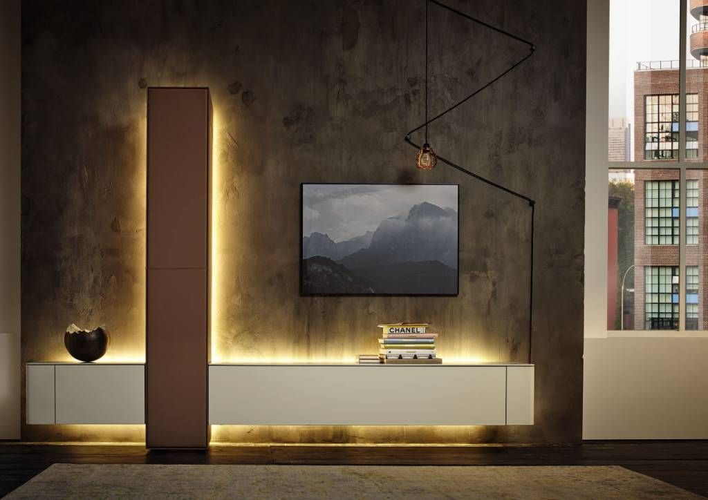 Sideboard Hangend Design