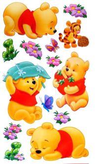 Wall Sticker Winnie The Pooh