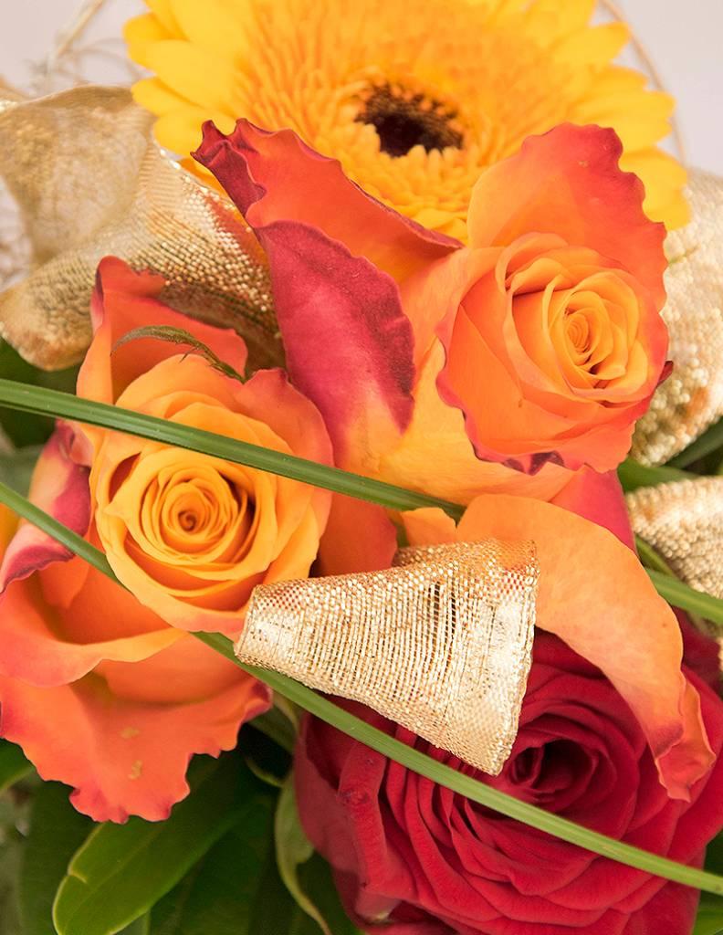 Goldene Hochzeit  Blumenversand florafinesse