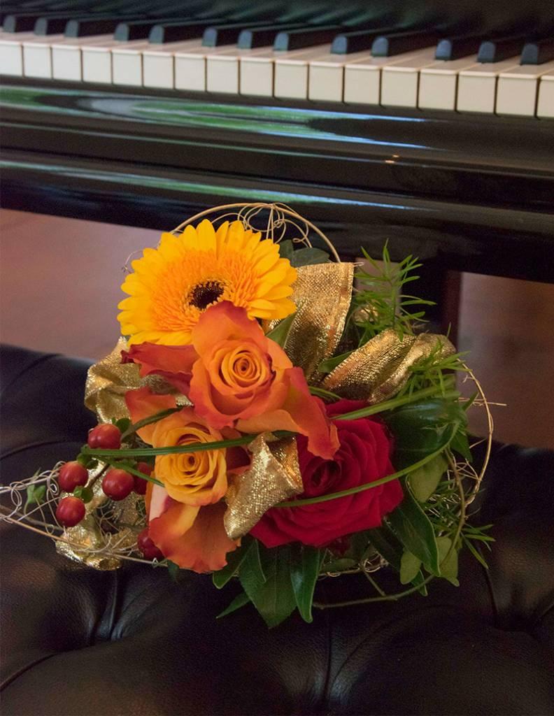 Blumen Zur Goldenen Hochzeit Versenden