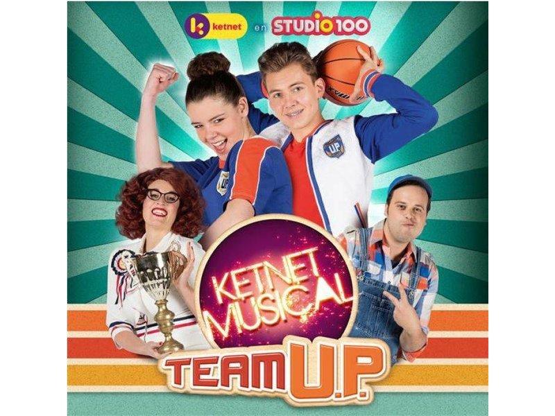 Studio 100 Algemeen Cd Studio 100 Ketnet musical  Team