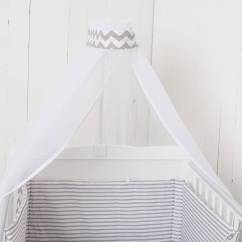 Stokke High Chair Baby Bunting Wooden Cushion Set Crib Bedding Quotchevron Stripes Quot Buy Online At