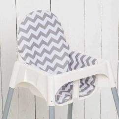 Stokke High Chair Baby Bunting Bar Stool Uk Highchair Cushion Quotchevron Stripes Nursery Furniture