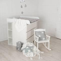 Stokke High Chair Baby Bunting Best Recliner Garden Chairs Uk Storage Shelf For Ikea Malm And Koppang Dresser Nursery