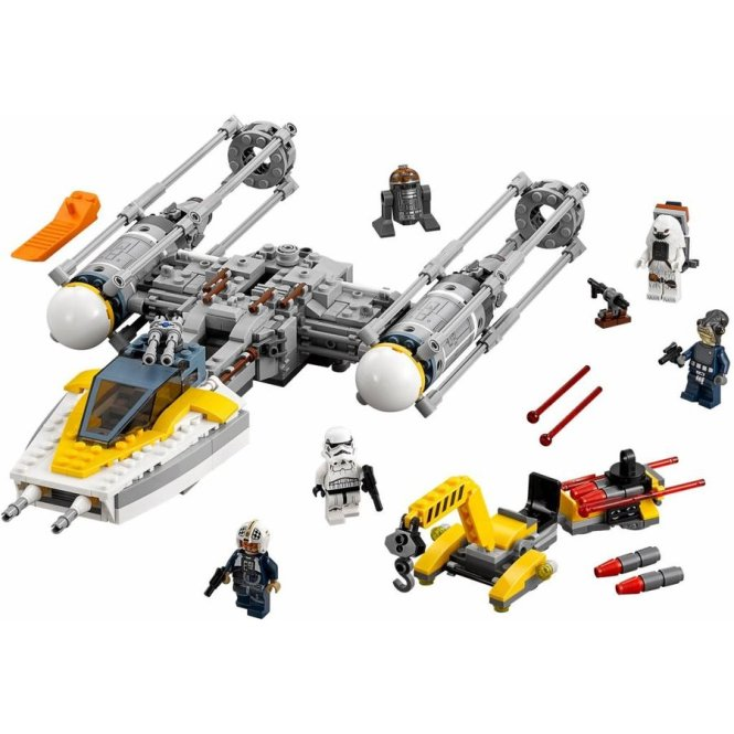 Like The Other Rogue One Vehicles And Ships Featured So Far Assault Hovertank Was Also Released As A Lego Set Which Probably Base Inspiration