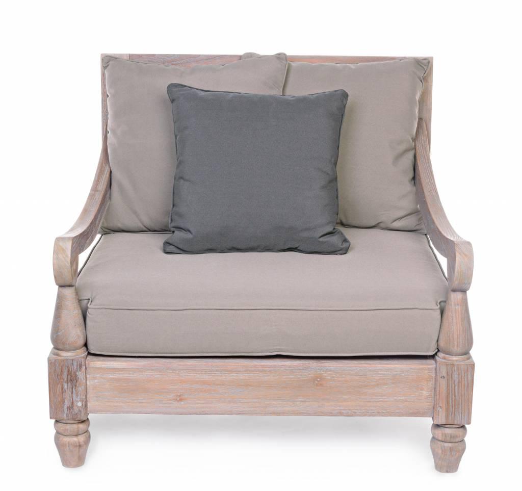 bali sofa lounger t cushion slipcovers 3 piece lounge sessel outdoor gartensessel teak holz fsc