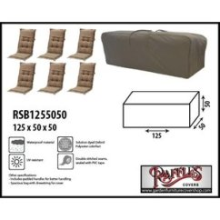Garden Chair Covers The Range Wheel Prices In Zimbabwe Furniture Cover Shop Raffles Cushions Storage Bag 125 X 50 H Cm