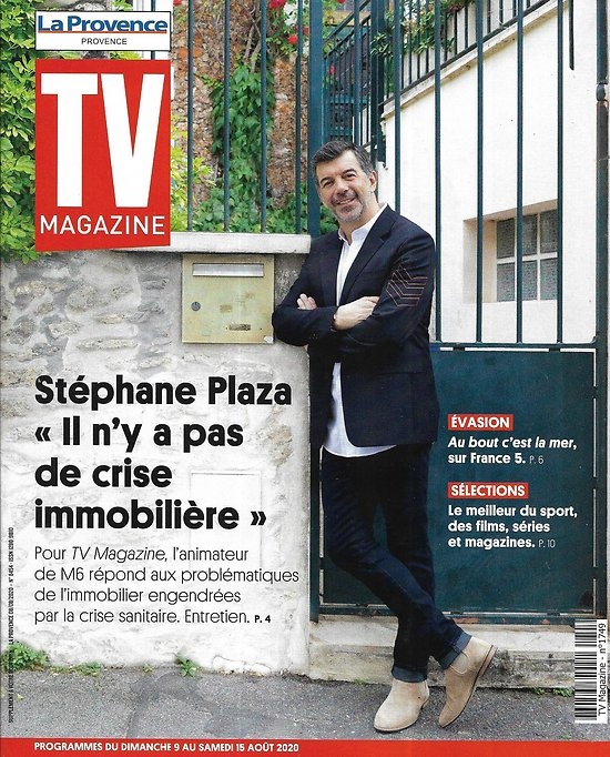 Kev Adams Films Et Programmes Tv : adams, films, programmes, MAGAZINE, 09/08/2020, N°1749, Stéphane, Plaza/, Adams/, Silence