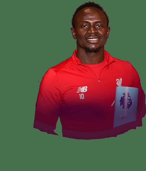 Sadio Mané - 91 Premier League POTM   FIFA 20 Stats & Prices   WeFUT