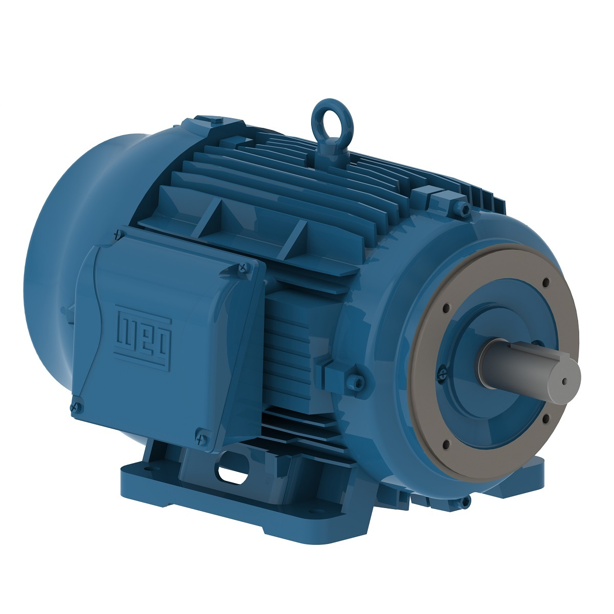 weg fire pump motor wiring diagram 3 way dimmer switch single phase best library w22 nema premium efficiency 100 hp 4p 404 5tc 3ph 208 230 460 380 v rh cc029a great installation