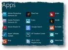 Apps in der Übersicht
