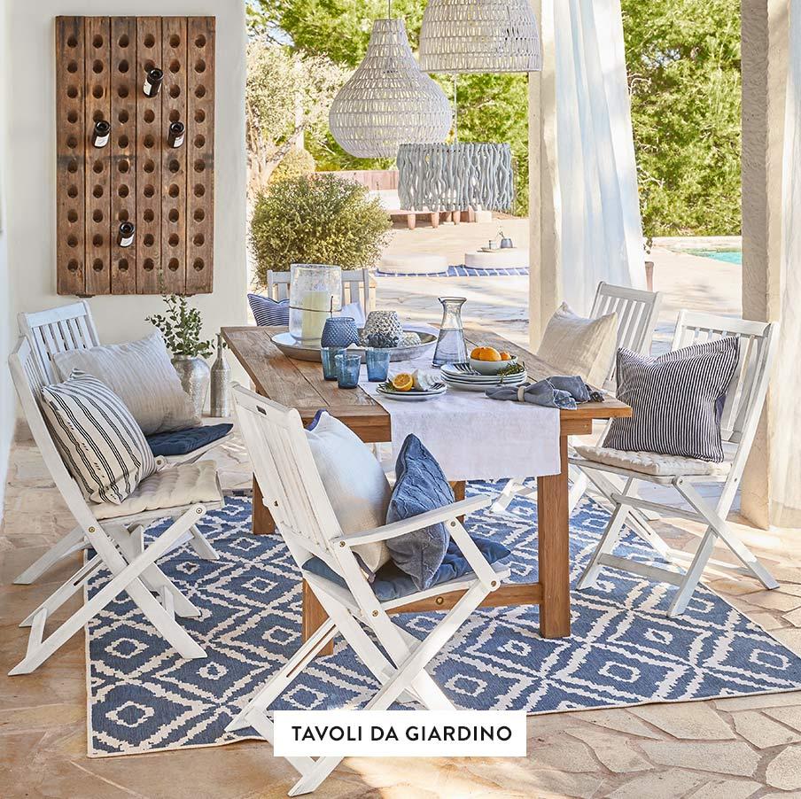 Tavoli da giardino  sedie  online WestwingNow