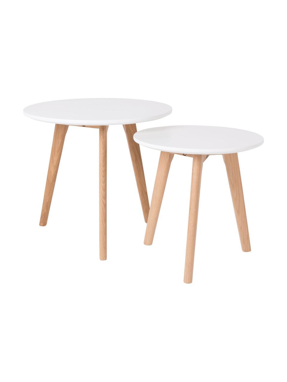 table d appoint ronde scandinave bodine 2 elem