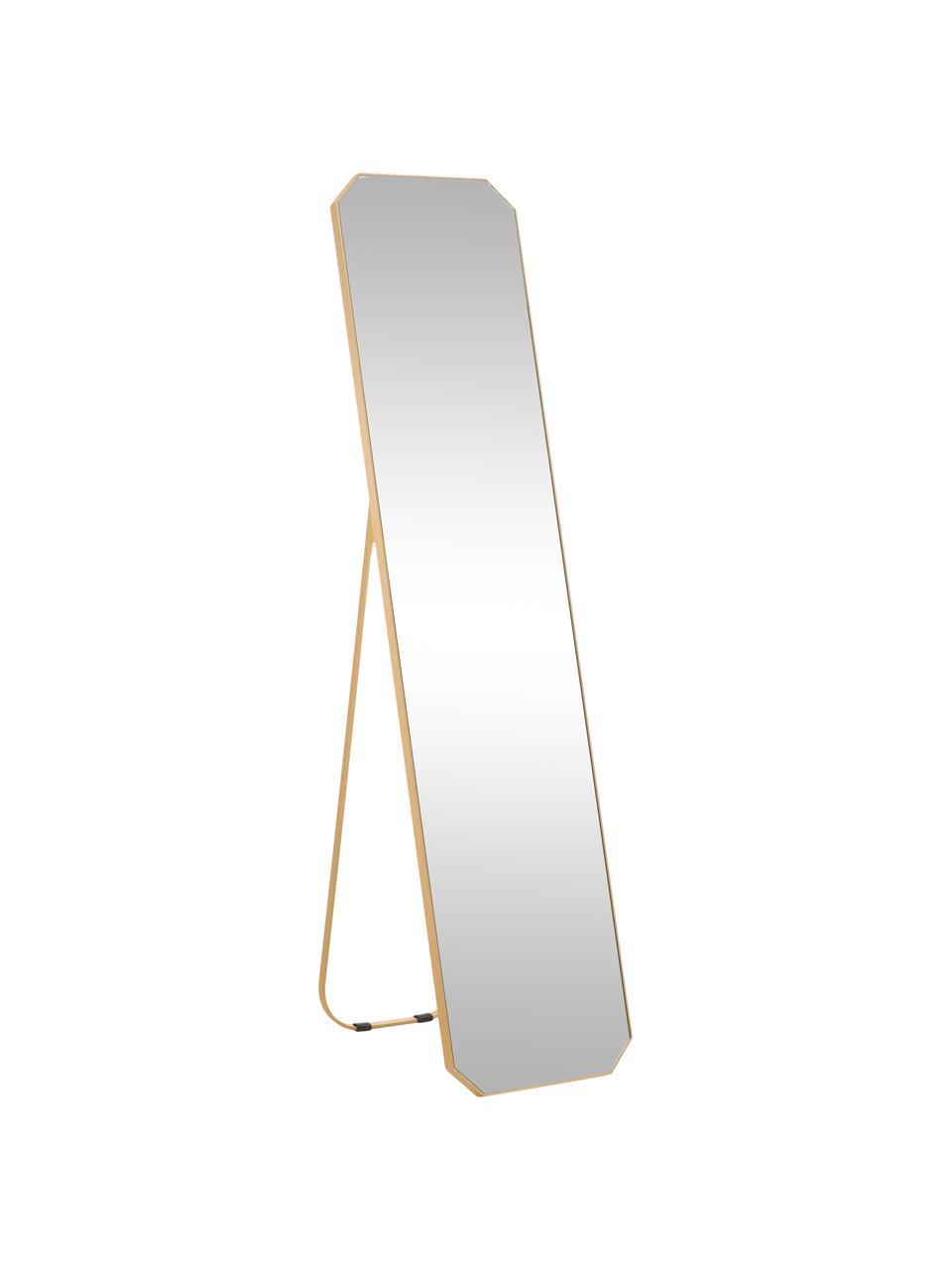 Sfoglia il catalogo online di specchi di design in promozione per arredare le pareti della vostra casa, acquista specchiere di design per arricchire ogni. Specchio Da Terra Con Cornice Dorata Bavado Westwingnow