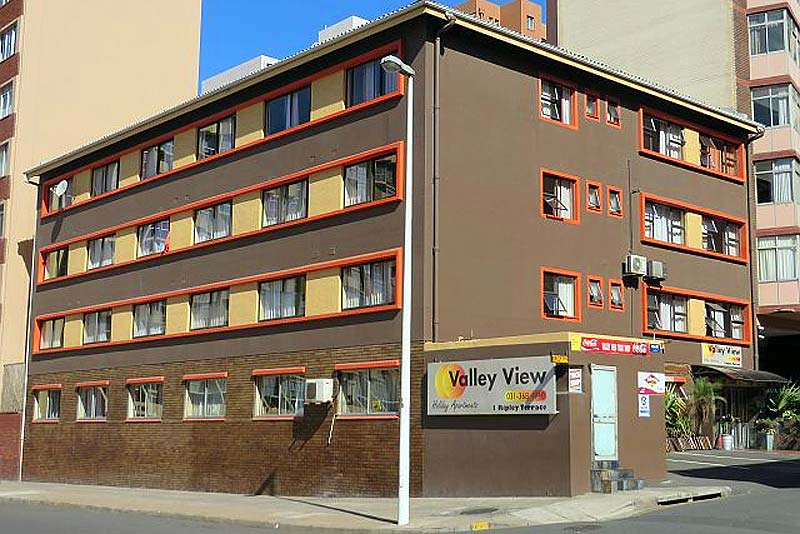Valley View Holiday Apartments Durban Beachfront