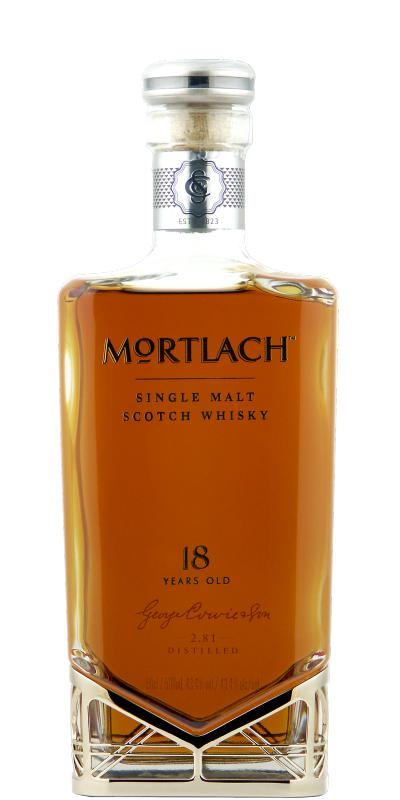 Mortlach 18-year-old - Ratings and reviews - Whiskybase