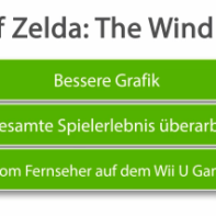 Wind Waker HD - Neues