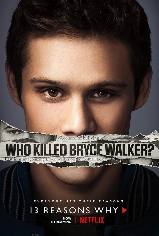 '13 Reasons Why': Monty's Dead & Bryce's Murderer Revealed