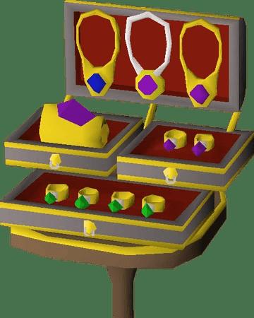 Ornate Jewellery Box : ornate, jewellery, Ornate, Jewellery, School, RuneScape, Fandom