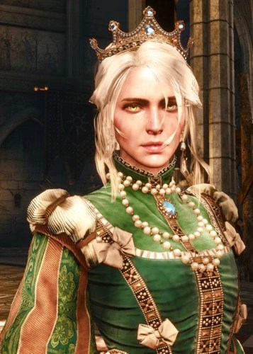 Ciri Witcher Or Empress : witcher, empress, Which, Witcher, Ending, Opinion?, Fandom