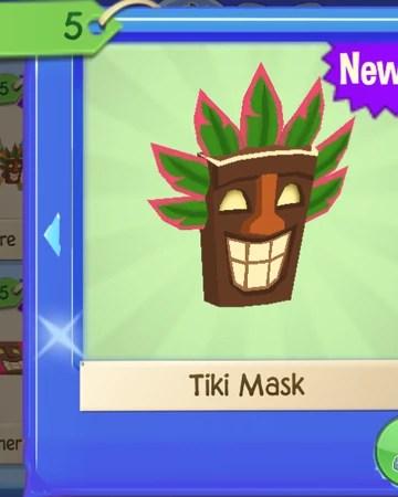 Tiki Mask Aj : (Den), Fandom