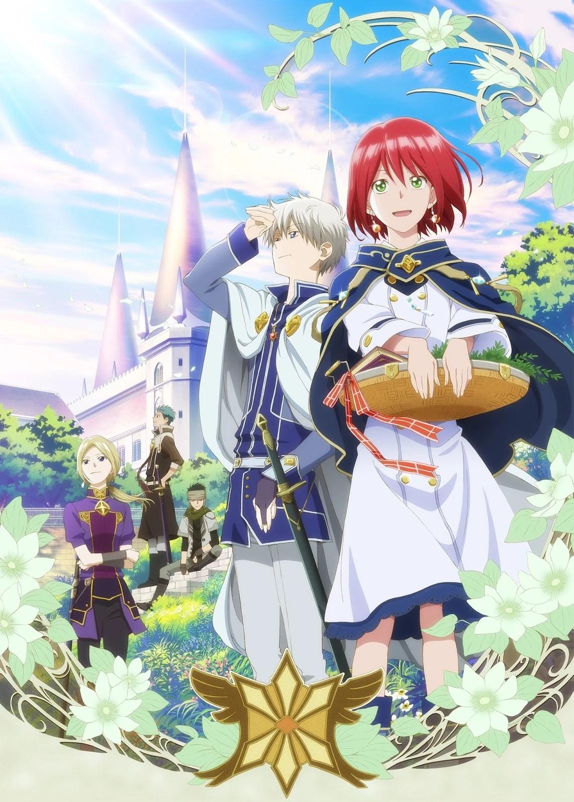 Download Akagami No Shirayuki Hime Season 2 : download, akagami, shirayuki, season, Akagami, Shirayukihime:, Anime, Shirayukihime!, Fandom