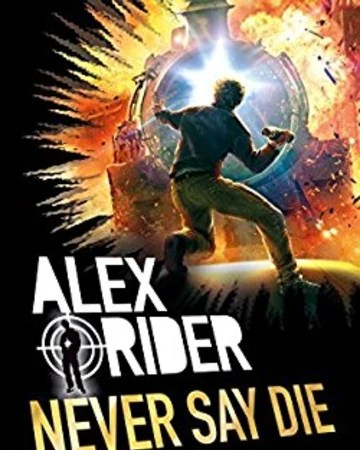 Never Say Die Alex Rider : never, rider, Never, Rider, Fandom