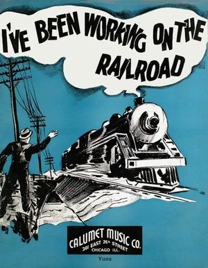 John Denver - I've Been Working On The Railroad Lyrics