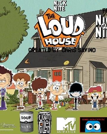 Loud House Games : house, games, House, Crystal, Fandom
