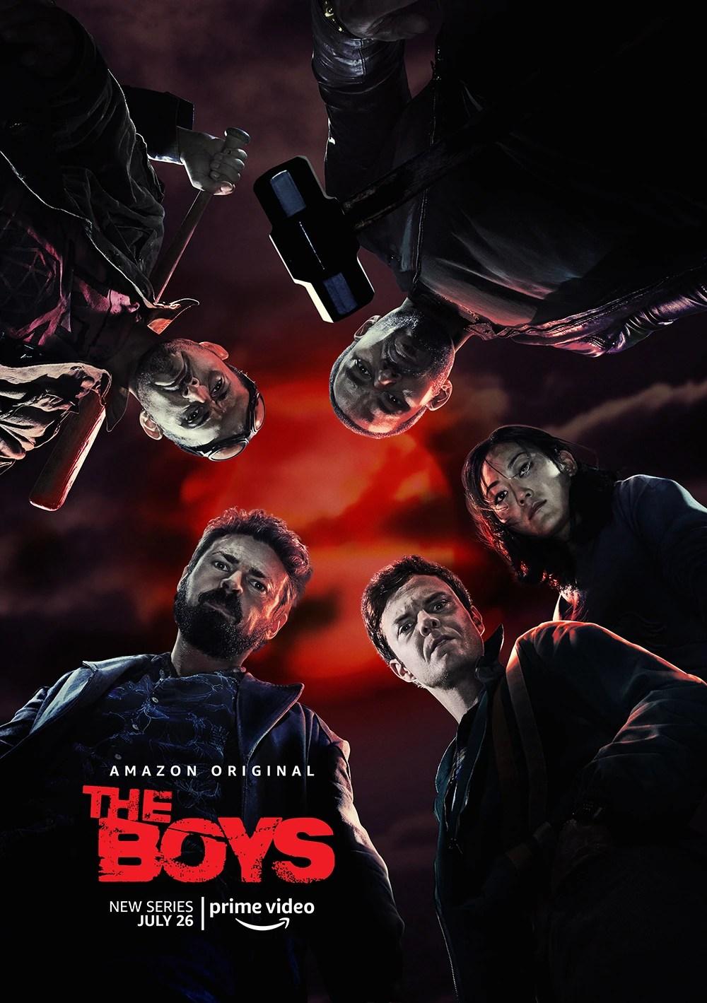 The Boyz Season 1 : season, Season, Fandom