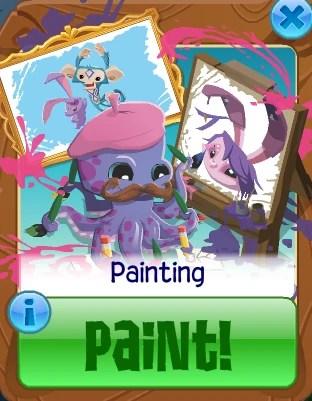 Animal Jam Masterpiece : animal, masterpiece, Painting, Animal, Classic, Fandom