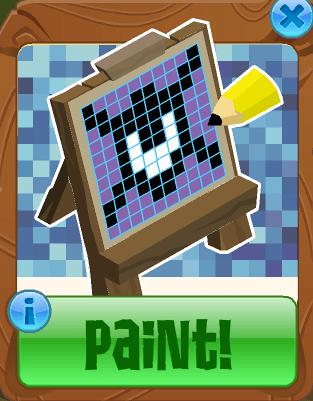 Animal Jam Pixel Art : animal, pixel, Pixel, Painting, Animal, Classic, Fandom