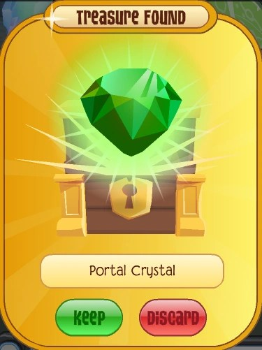 Animal Jam Gems : animal, Portal, Crystal, Animal, Classic, Fandom