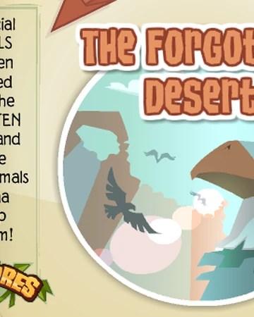 Forgotten Desert Purple Map : forgotten, desert, purple, Forgotten, Desert, Animal, Classic, Fandom
