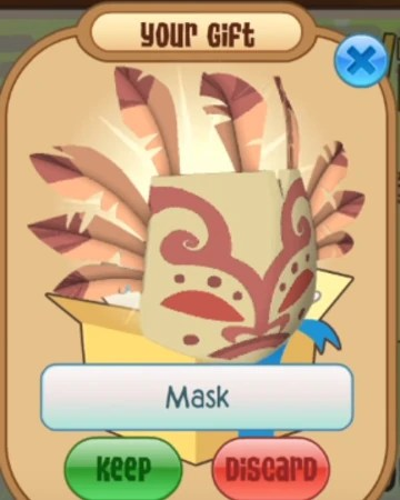 Tiki Mask Aj : Animal, Trading, Fandom