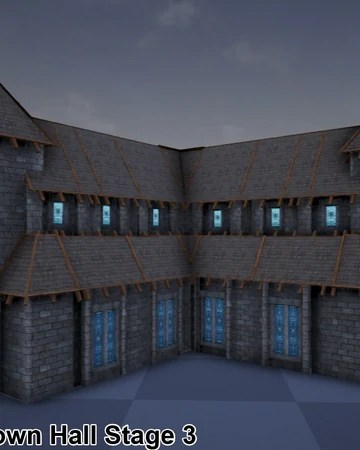 Large Stone Wall Ark : large, stone, Large, Capitol, Building, Survival, Wikia, Fandom