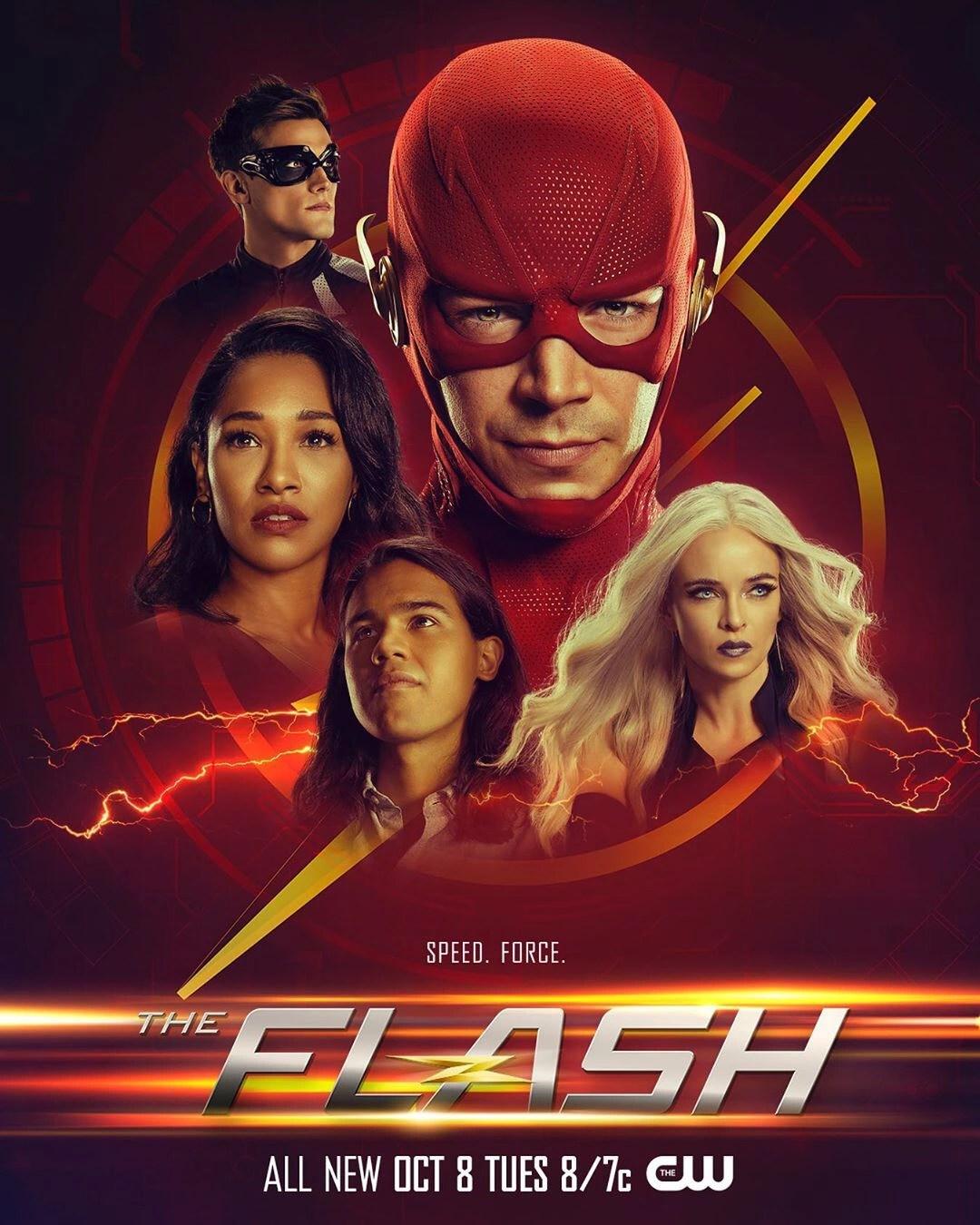 Flash Saison 6 Episode 1 Streaming : flash, saison, episode, streaming, Season, Flash), Arrowverse, Fandom