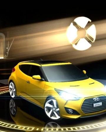 Hyundai Veloster Wiki : hyundai, veloster, Hyundai, Veloster, Turbo, Asphalt, Fandom