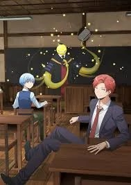 Assassination Classroom Movie Sub Indo : assassination, classroom, movie, Assassination, Classroom, Movie:, Fandom
